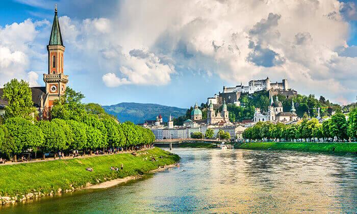 3 חבילת נופש באוסטריה - ראש השנה או סוכות