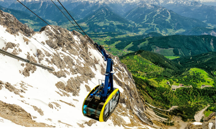 2 חבילת נופש באוסטריה - ראש השנה או סוכות