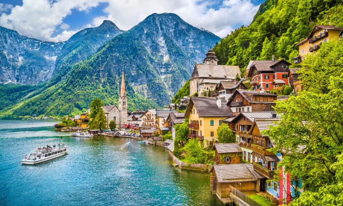 9 חבילת נופש באוסטריה - ראש השנה או סוכות