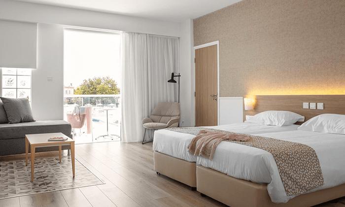 5 חבילת נופש הכול כלול בפאפוס קפריסין - מלון Sunconnect Sofianna