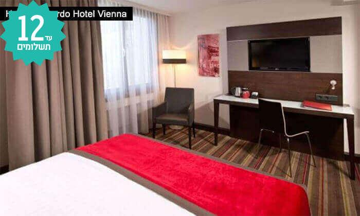 5 חבילת נופש לווינה באוגוסט  - מלון Leonardo