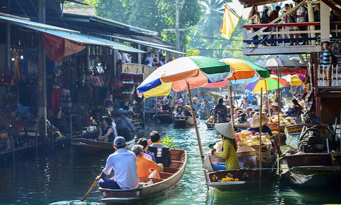 4 חבילת נופש לתאילנד - פאטאיה ובנגקוק