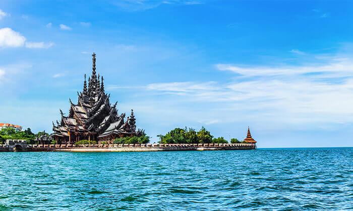17 חבילת נופש לתאילנד - פאטאיה ובנגקוק