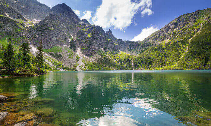 5 חבילת טוס וסע - להרי הטטרה בקיץ ובחגים