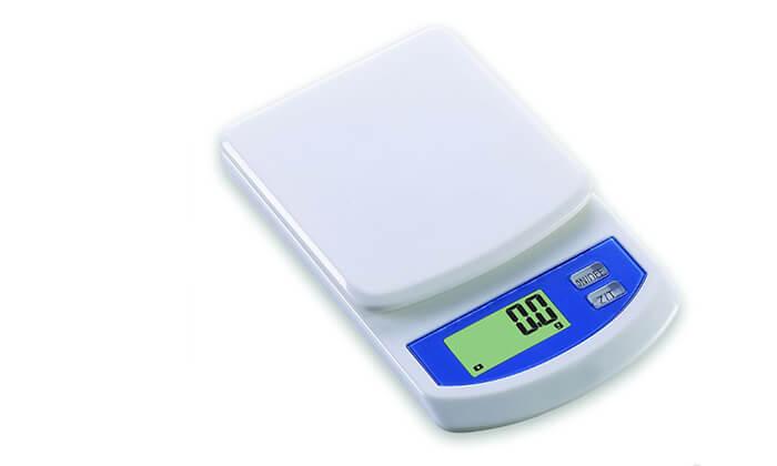 4 משקל דיגיטלי למטבח