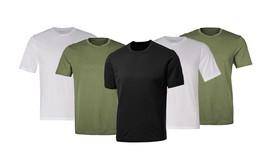 סט5 חולצות מנדפות זיעה