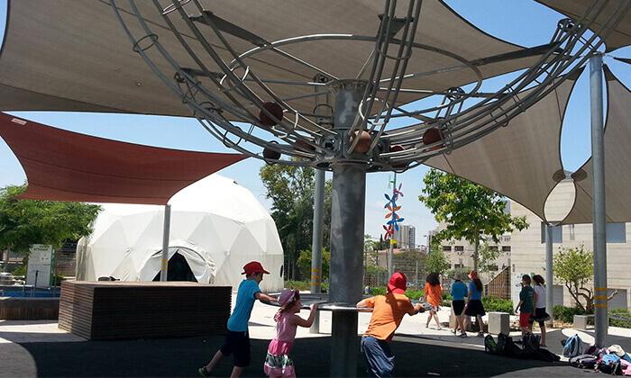 4 כניסה לפעילויות ולתערוכות בפארק קרסו למדע, באר שבע