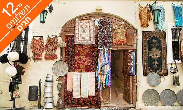 8 טיול מאורגן בבאקו, אזרבייג'ן - נופים יפים, תרבות עתיקה וכפרים ציוריים, כולל חגים