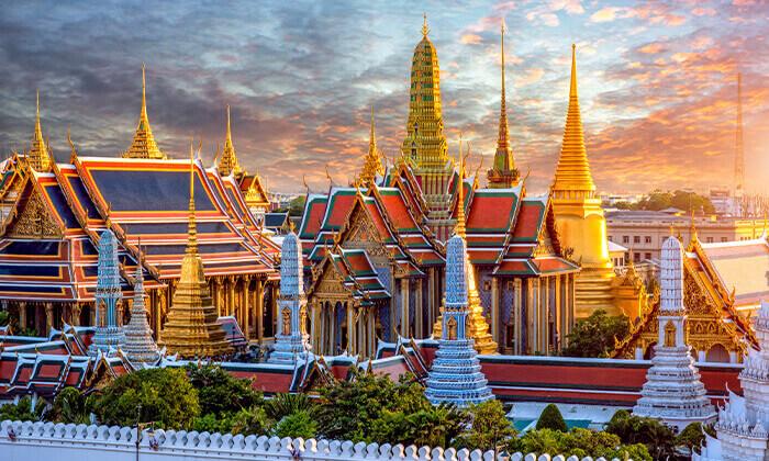 4 חבילת נופש לתאילנד - 2 לילות ראשונים בבנגקוק