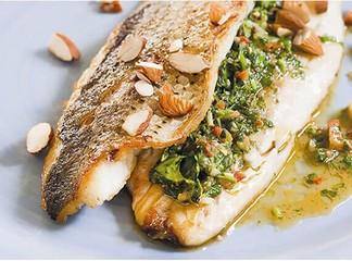 ארוחת דגים במסעדת הקצבים