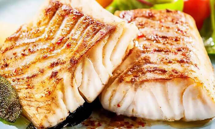 4 מסעדת הקצבים בשוק מחנה יהודה - ארוחת דגים כשרה ליחיד או לזוג