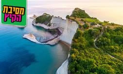 האי היווני קורפו, כולל חגים