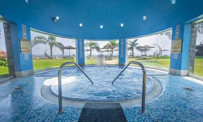 3 מלון רימונים גלי כנרת בטבריה - יום פינוק כולל עיסוי לזוג