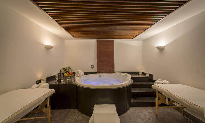 8 מלון רימונים גלי כנרת בטבריה - יום פינוק כולל עיסוי לזוג