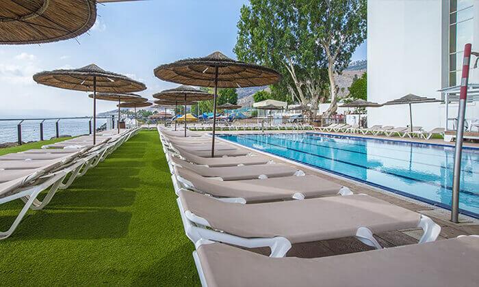 2 מלון רימונים גלי כנרת בטבריה - יום פינוק כולל עיסוי לזוג