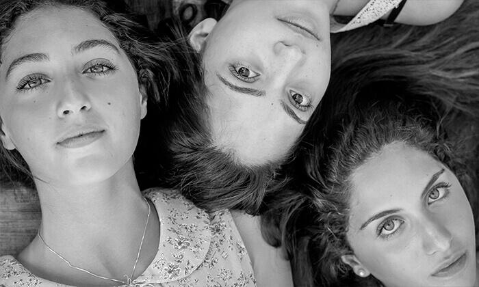 """5 סשן צילום בסטודיו של רונית ינון, צהלה ת""""א"""