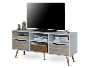 שידת טלוויזיה עשויה עץ
