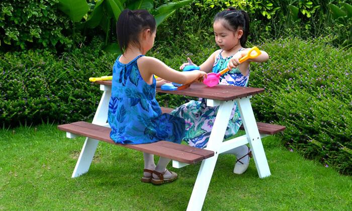 3 שולחן פיקניק לילדים
