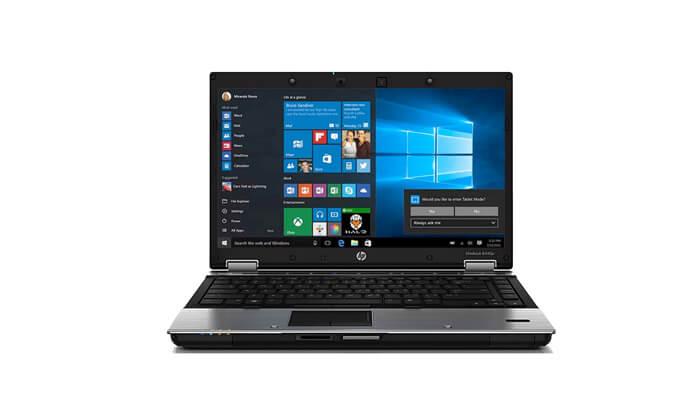 4 מחשב נייד HP עם מסך 14 אינץ'