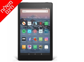 טאבלט ''8 New Amazon Fire HD