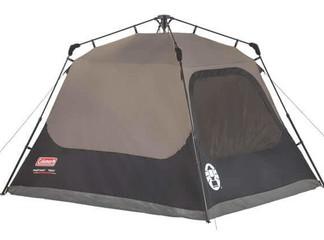 אוהל ל-4 אנשים Coleman