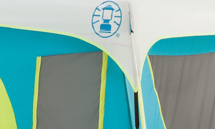 4 אוהל משפחתי ל-8 אנשים Coleman דגם TENAYA LAKE