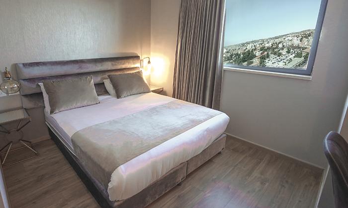 3 חופשה בלב ירושלים - מלון My jerusalem view