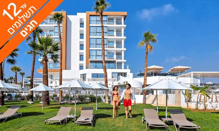 """5 זוגות בלבד: סופ""""ש במלון Leonardo החדש בקפריסין"""