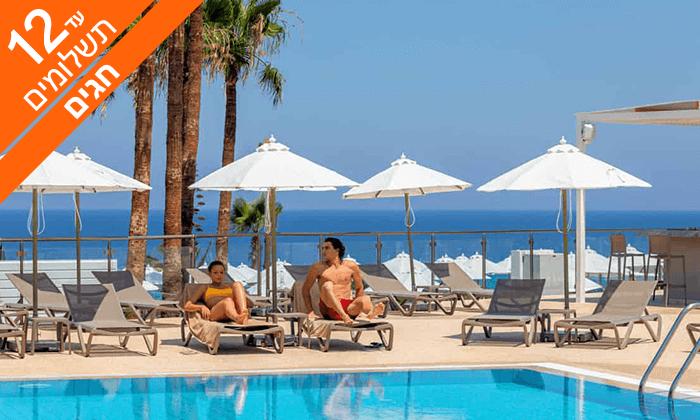 """2 זוגות בלבד: סופ""""ש במלון Leonardo החדש בקפריסין"""