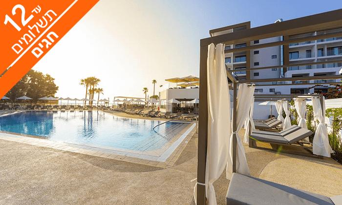 """7 זוגות בלבד: סופ""""ש במלון Leonardo החדש בקפריסין"""