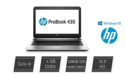 מחשב נייד HP עם מסך 13.3 אינץ'