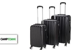 סט 3 מזוודותCAMPTOWN