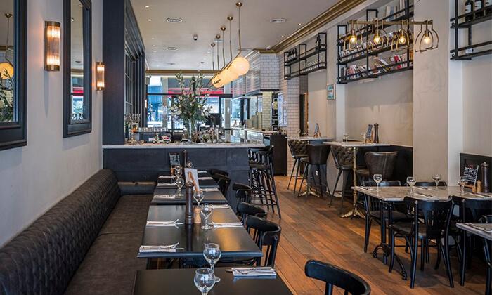 8 ארוחה זוגית כשרה במסעדת RESTO, תל אביב