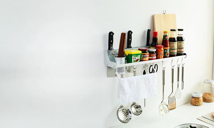 3 מדףרב תכליתי למטבח
