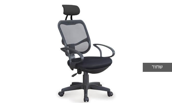 3 כסא מנהלים אורתופדי