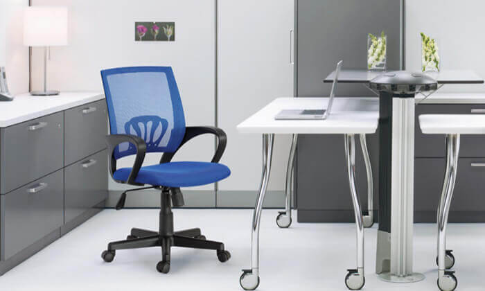 2 כסא משרד אורתופדי דגם C352