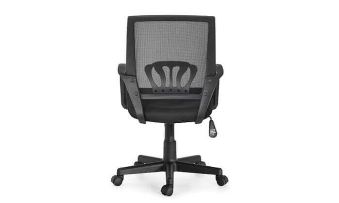 6 כסא משרד אורתופדי דגם C352