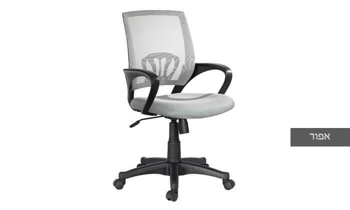 3 כסא משרד אורתופדי דגם C352