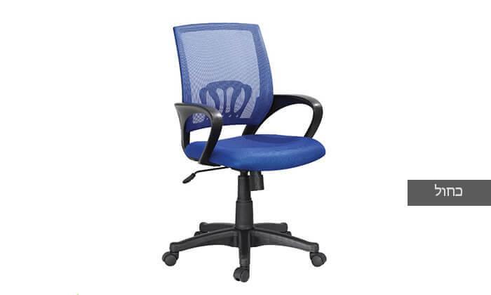 5 כסא משרד אורתופדי דגם C352