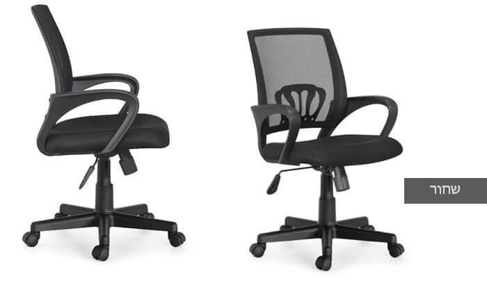 4 כסא משרד אורתופדי דגם C352