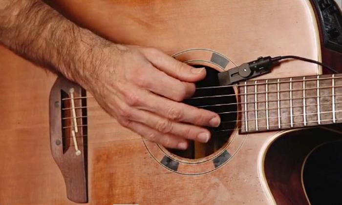 4 קורס גיטרה מקוון למתחילים