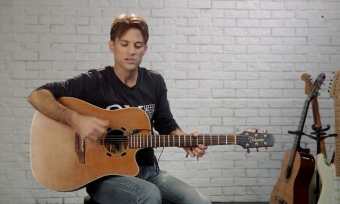6 קורס גיטרה מקוון למתחילים