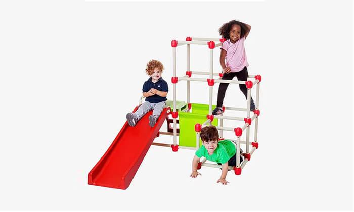 2 ליל מונקיLil Monkey - מתקן טיפוס לילדים אוורסט