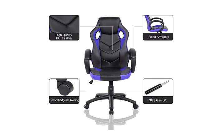 13 כיסא גיימרים NINJA Extrim