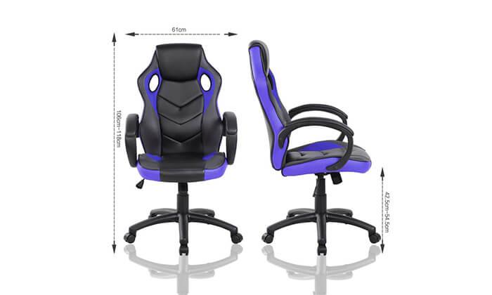 15 כיסא גיימרים NINJA Extrim