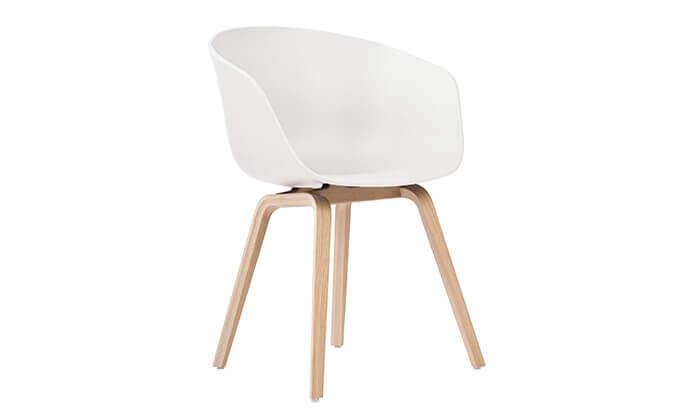 3 כסא בעיצוב מעוגל דגם C496