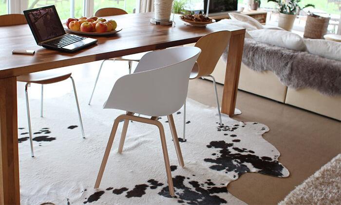 7 כסא בעיצוב מעוגל דגם C496