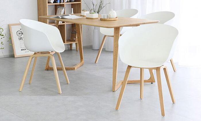 2 כסא בעיצוב מעוגל דגם C496