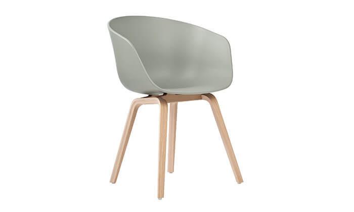 4 כסא בעיצוב מעוגל דגם C496