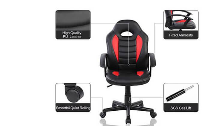 14 כיסא גיימרים MY CASA